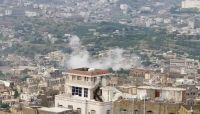 استشهاد امرأة وإصابة 11 آخرين بينهم أطفال بقصف حوثي بتعز