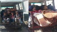 جريمة قتل الحوثيين لمرأة تهز ضمائر المجتمع (صورة)
