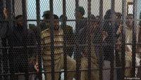 مركز حقوقي يندد بإحالة مليشيات الحوثي 46 مختطفاً لمحاكمات غير قانونية بصنعاء