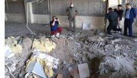 """الأمم المتحدة تحقق في هجوم مطار عدن وتندد بمنع الحوثيين صيانة الناقلة """"صافر"""""""