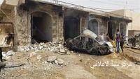 استشهاد وإصابة 6 مدنيين بصاروخ حوثي استهدف حياً سكنياً بمأرب