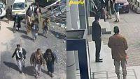 """صراعات العائلة """"الحوثية"""".. قيادي يقتحم مع عصابته فرع بنك بصنعاء ويغلقه على خلفية أموال منهوبة"""