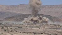 الجيش ينّكل بالمليشيات الحوثية.. مقتل العشرات وتدمير آليات في جبهات الجدعان وصرواح غربي مأرب