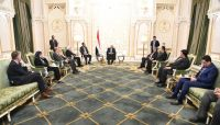 الرئيس هادي: الشعب اليمني لن يقبل باستنساخ التجربة الإيرانية وعودة الإمامة البائدة