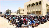 جريمة جديدة بحق الأفارقة ...مليشيا الحوثي تقتل اثنين محتجين من اللاجئين وتختطف أكثر من 300