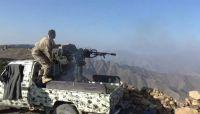 الجيش الوطني يشنّ هجوماً عنيفاً على مواقع المليشيا غربي محافظة تعز