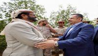 رئيس الوزراء يصل محافظة مأرب لمناقشة احتياجات معركة استعادة الدولة من المليشيات