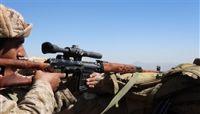 الجيش والمقاومة يحررون عدة مواقع بجبهات غرب مأرب وخسائر فادحة للمليشيات
