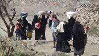 إدارة مخيمات النازحين:  أكثر من 3 آلاف أسرة نزحت مؤخراً من مديريات جنوب مأرب